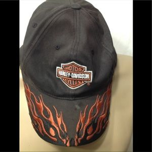 HARLEY DAVIDSON size 2XL fitted hat